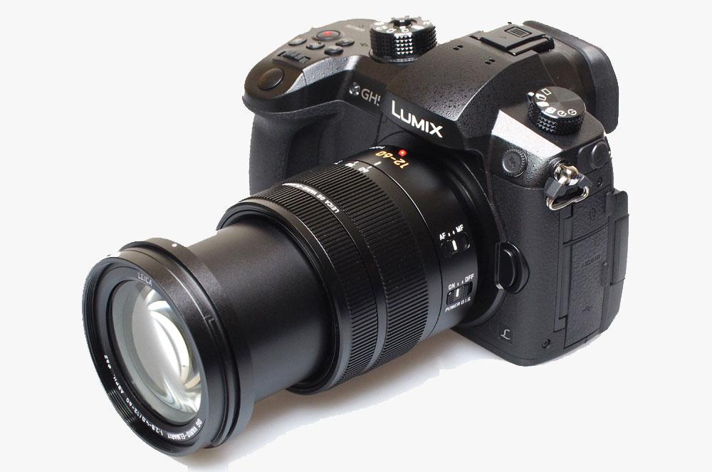 Камера Panasonic Lumix GH5