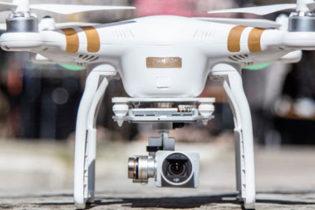 Услуги съемки дроном