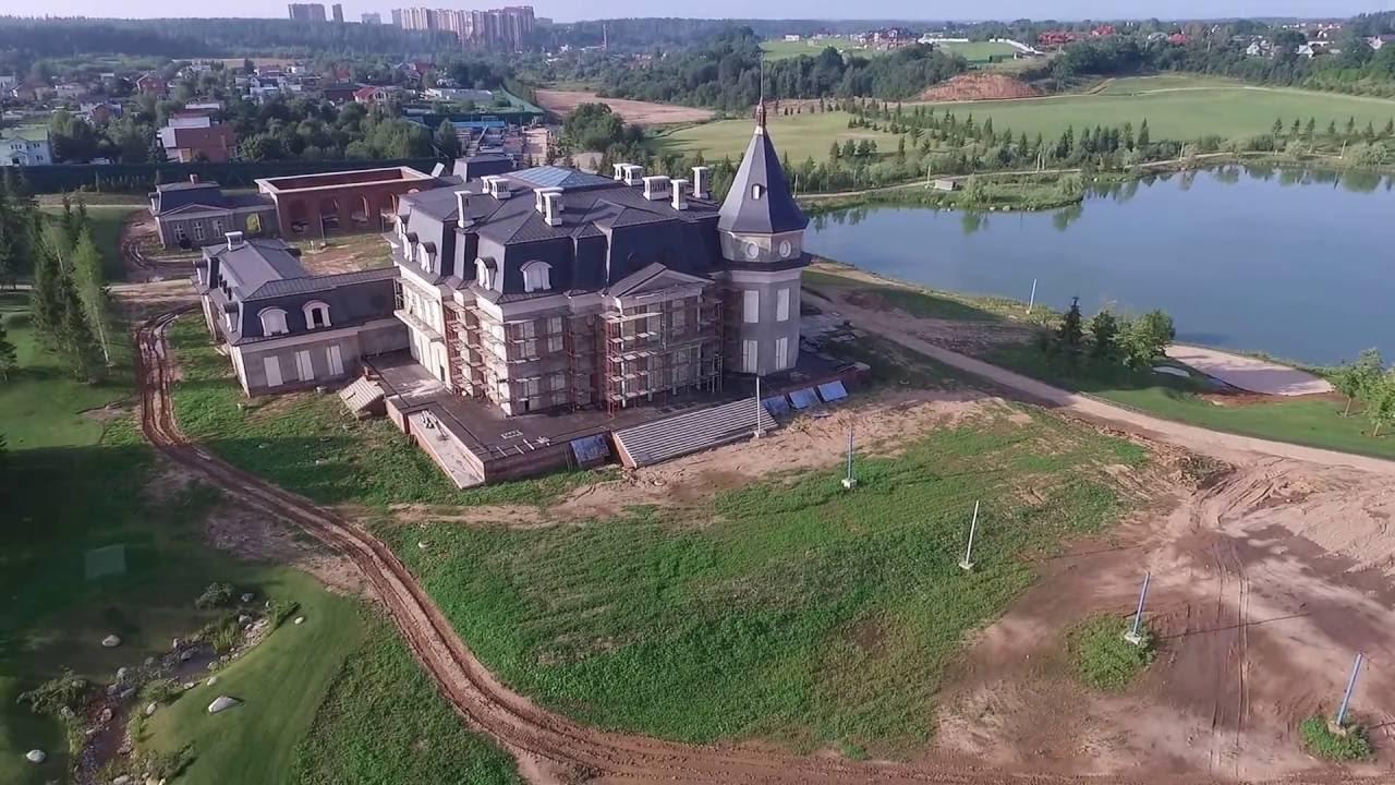 Аэрофотосъемка Московской области