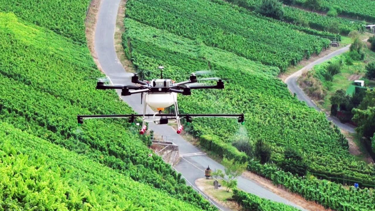 Аэрофотосъемка сельского хозяйства