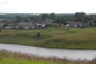 Аэросъемка деревни