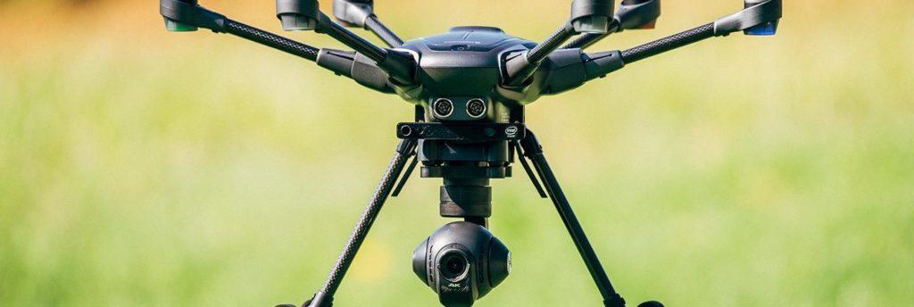 Аэросъемка дроном