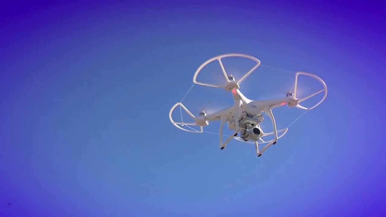 Услуги аэросъемки с квадрокоптера