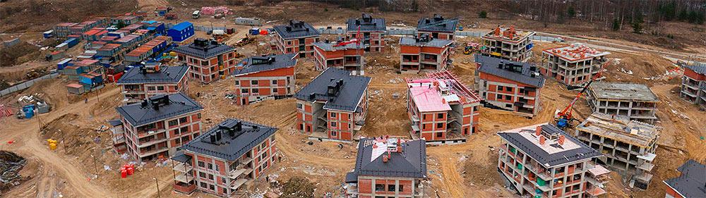 Геодезическая съемка строительных конструкций