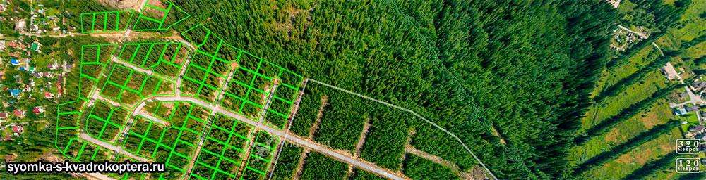 Видео геодезические работы для земельного участка