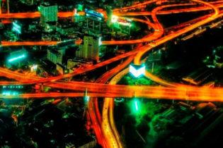 Геодезическая съемка автомобильной дороги