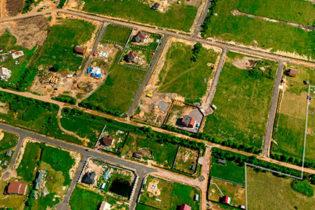 Геодезическая съемка деревни
