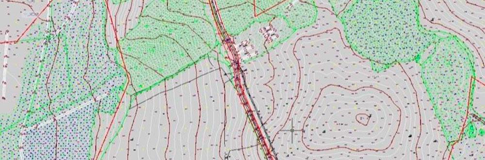 Съемка земельного участка для межевания