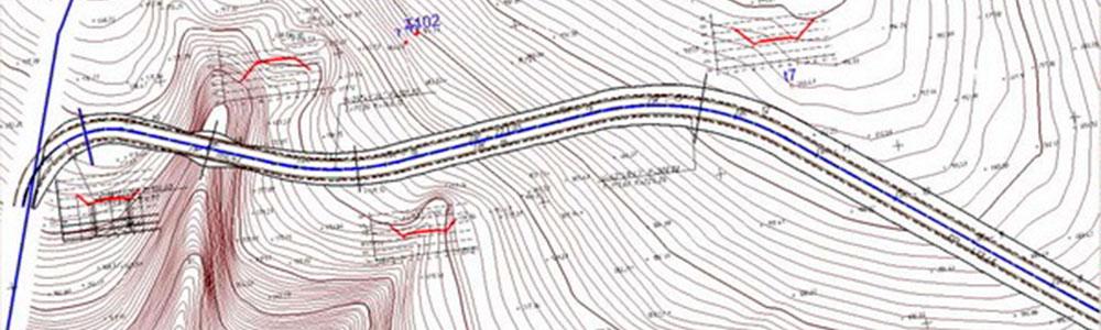 Геодезическая съемка железнодорожных путей